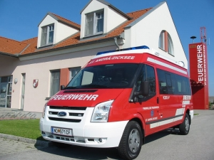 FF St. Andrä am Zicksee - KDO Ford Transit L